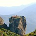 Meteora, suspended in the air