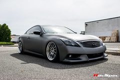 "WORK XSA 02C Infiniti G37X (CS) • <a style=""font-size:0.8em;"" href=""http://www.flickr.com/photos/64399356@N08/15320401196/"" target=""_blank"">View on Flickr</a>"