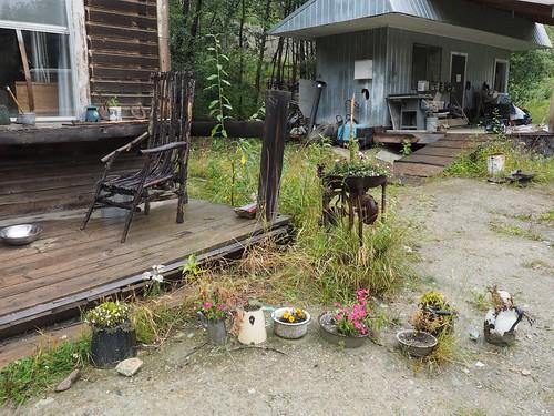 Gold Miner's Shack, Dawson City