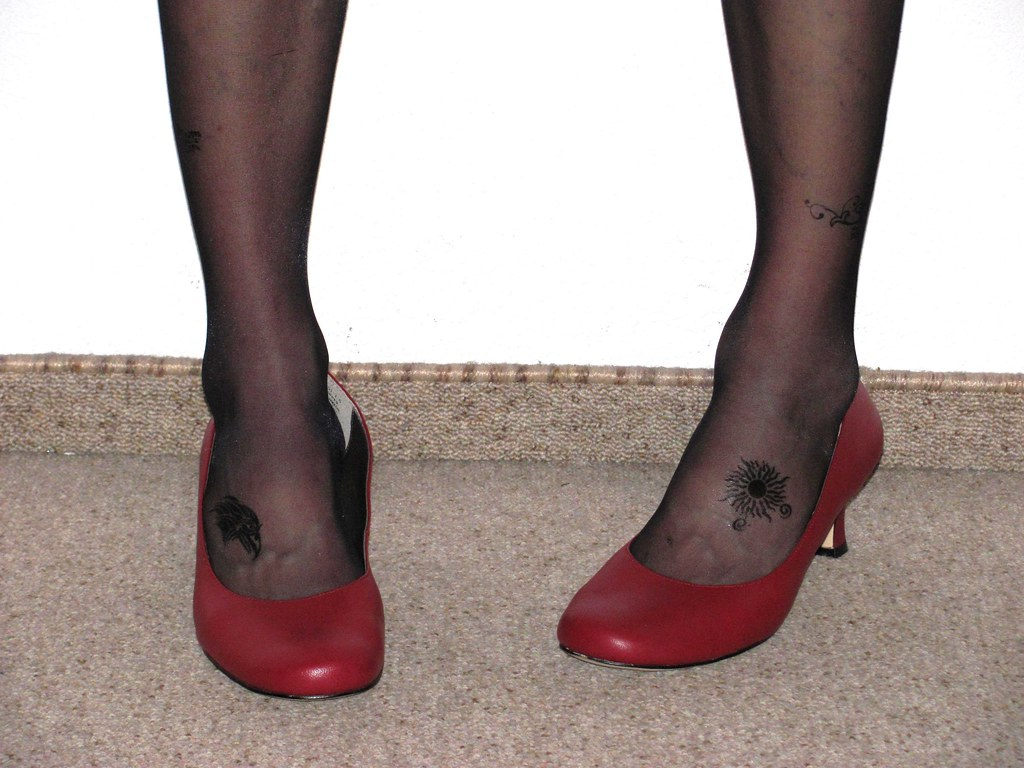 up heels close Stockings high