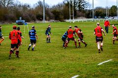 Witney 3's vs Swindon College-1118