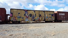 King 157 whole car #52 ×× Vaughn Bode tribute (dreamsmaysour) Tags: king157 wholecar vaughnbode cheechwizard