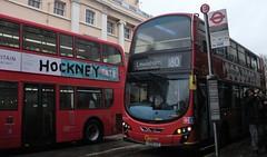 London Central WVL313 on route 180 Greenwich 08/03/17. (Ledlon89) Tags: london bus buses transport tfl londonbus londonbuses greenwichbuses greenwich londonse10 se10