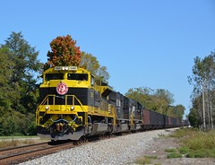 Virginian Heritage SD70ACe NS 1069-76M (southernrailway7000) Tags: virginianheritagesd70acens1069 norfolksouthernrailroad