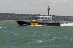 Prospect (John Ambler) Tags: sign call harbour master launch southampton thorn prospect patrol channel mmsi 235050041 mlxn6