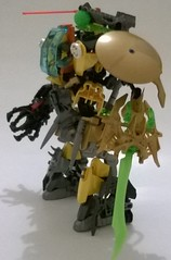 3 (ezrawibowo) Tags: lego scifi evo mech moc rocka combiner xt4 scarox