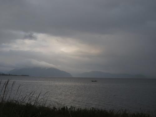 湖北から湖西へ