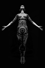 ascension (Berg Munroe) Tags: uk art manchester drawing digitalart 3dart mystical meditation spirituality ascension nonduality