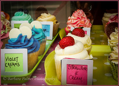 Cupcake heaven (hillwalkinggirl) Tags: family people food wales lumix cupcakes heaven places panasonic g6 pembrokeshire saundersfoot palmers