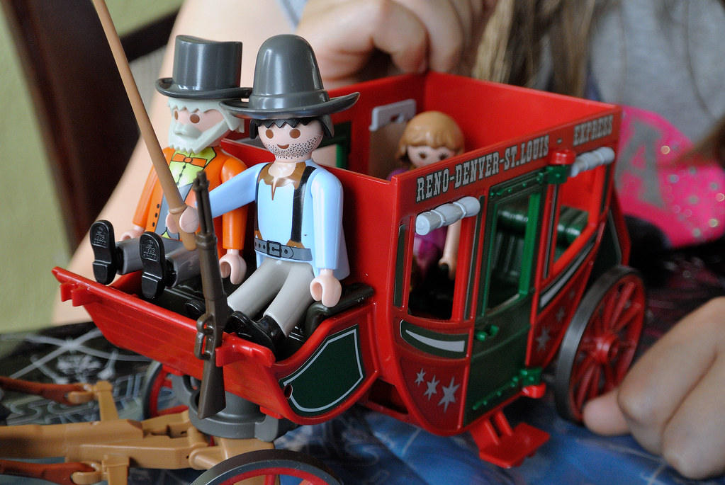 The world 39 s best photos of playmobil and wildwest flickr for Kutsche playmobil