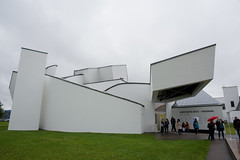 Vitra Design Museum (mayor_of_clutch0625) Tags: trip summer vacation architecture germany campus switzerland tour july vitra   2014  7