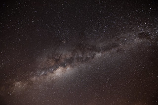 Milky Way above North Dandalup Dam