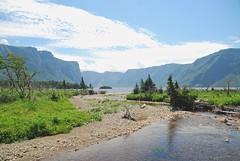 (nillehcar) Tags: canada mountains nature newfoundland landscape coast cliffs atlantic east fjord grosmornenationalpark
