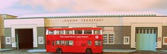 Hornchurch Titans (kingsway john) Tags: scale model 176 kingsway models dioramalondon transport leyland titan rd hornchurch bus londontransportmodel diorama oo gauge miniature