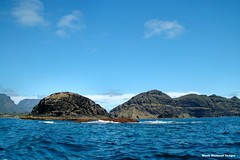 Admiralty Islands & View to Malabar Hill - Lord Howe Island Circumnavigation (Black Diamond Images) Tags: mountains island boat paradise australia nsw boattrip circumnavigation lordhoweisland malabarhill worldheritagearea admiraltyislands thelastparadise circleislandboattour