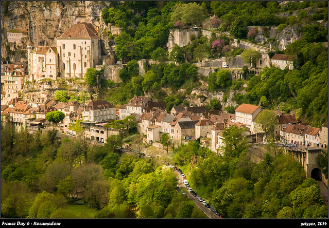 France Day 6 - Rocamadour