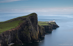 Ness Point Lighthouse (Kees Waterlander) Tags: skye scotland unitedkingdom schotland nesspointlighthouse leebigstopper leehardgradneutraldensity06nd