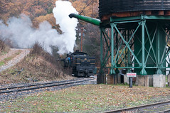 Cass Scenic Railroad State Park, Cass West Virginia (Land Matters Photography) Tags: park railroad state scenic westvirginia cass pocahontascounty casswestvirginia cassscenicrailroad casswv