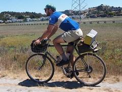 Isaiah (MannyAcosta) Tags: china camp mountain andy bike shell cargo ridge cycle biking collins jamboree jackalope overnight rivendell entmoot s240 hillborne