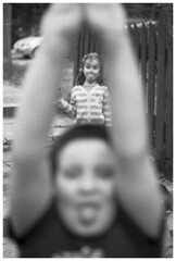 *** (Spartaxus) Tags: portrait bw analog children delta ilford