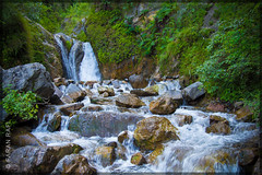 Sabri Waterfalls (FaranRafi) Tags: travel pakistan summer vacation tourism water night canon way stars waterfall kashmir milky waterworks khyber islamabad murree kpk pakhtunkhwa