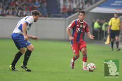 """Vorbereitungsspiel MSV Duisburg vs. FC Bayern Muenchen • <a style=""""font-size:0.8em;"""" href=""""http://www.flickr.com/photos/64442770@N03/14714962162/"""" target=""""_blank"""">View on Flickr</a>"""