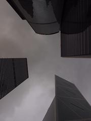 imagine looking up again (mungosciko) Tags: above sky up hongkong bankofchina