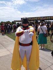 Space Ghost (Hilari) Tags: cosplay spaceghost sdcc sandiegocomiccon comiccon2014