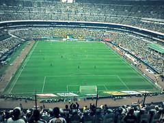 Rayados... (Never Master) Tags: mexico la soccer estadio futbol barra federal monterrey distrito azteca rayados hinchas adiccion nevermaster