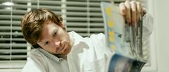 #233 IKEA Nesting Instinct (Tristan#) Tags: man ikea magazine phone nesting instinct onhold
