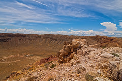 Meteor Crater (Stephen J Pollard (Loud Music Lover of Nature)) Tags: crater meteorcrater crter