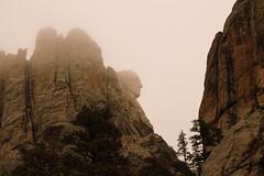 Mount Rushmore (CarrieMonster) Tags: trees summer mountains southdakota blackhills roadtrip mountrushmore