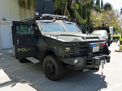 Beverley Hills Police Department SWAT Lenco Rescue (Emergency_Vehicles) Tags: police hills special vehicle department tactics swat weapons beverley armoured lenco