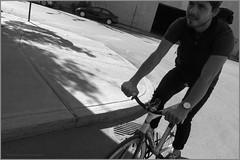 nathan on bike (tesseract33) Tags: world travel light art nikon montreal nikondigital nikond300 tesseract33 peterlangphotography