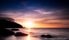 phuket island | Andaman Sunset (sean-michael jones | art of tropical light) Tags: travel sunset sea holiday sunrise thailand photography hotel islands landscapes paradise seascapes images resort exotic beaches tropical phuket theartoftropicallight