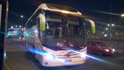 Pullman Bus Parche Metro