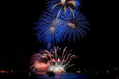 British Fireworks Championships (David Hodder) Tags: colour fireworks explosion plymouth devon sound british championships mountbatten