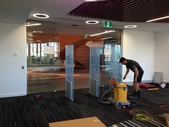 New Success Library fitout