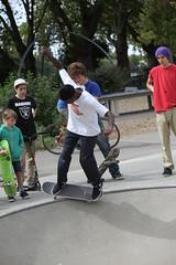 IMG_6552 (Fulham Palace and Bishop's Park) Tags: kids youth speed fun wheels event skateboard rides chldren hlf bishopsparkskateoff2014 skateboardingskateboardingparkdudes hlflotteryfundingheritagelotteryfunding