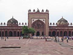 """Cour intérieure de la mosquée <a style=""""margin-left:10px; font-size:0.8em;"""" href=""""http://www.flickr.com/photos/83080376@N03/15048166588/"""" target=""""_blank"""">@flickr</a>"""