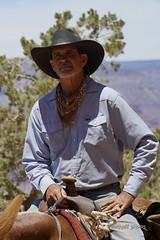 Trail Boss (Zachoff1) Tags: arizona horse zeiss grandcanyon sony trailboss oohaahpoint sonya77 zeiss135mmf18za