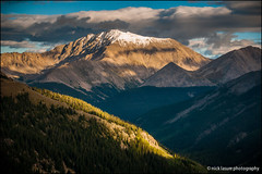 August Snow (nl_photo) Tags: mountain snow mountains landscape outside colorado pass aspen independence