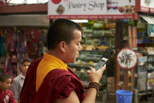 Whatsapp Monk