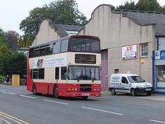 TM Travel 1132 Matlock (Guy Arab UF) Tags: travel dublin bus buses volvo derbyshire belfast tm 1997 alexander olympian 1132 oly50 wellgladegroup r94lhk 97d371 rv371