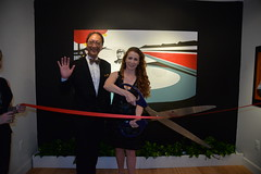 8. Ribbon Cutting (fong.1972) Tags: china painting asian contemporary cutting opening ribbon abstracts
