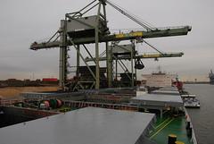 Blue Wave (larry_antwerp) Tags: haven port ship belgium vessel antwerp bluewave bulk schip 9453377 teoshipping