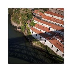 Porto #37 (nicolasjahan) Tags: bridge 6x6 film nova minolta kodak dom vila porto pont luis kit gaia ektar c41 autocord digibase