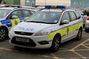 Lincolnshire Police Ford Focus Estate Incident Response Vehicle (PFB-999) Tags: ford car station focus panda estate police lincolnshire vehicle leds irv beacons incident grilles response unit grantham lightbar lincs constabulary rotators fx09hbg