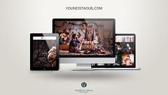 Il mio nuovo sito (Lo_straniero) Tags: photo photographer website fotografia adv younesstaouil wwwyounesstaouilcom kreasign