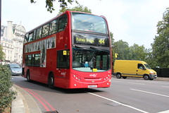 Abellio London 9510 - SN59 AVX (Snappy Pete) Tags: uk greatbritain england bus london buses transport mayfair westlondon hydeparkcorner londonbuses cityofwestminster